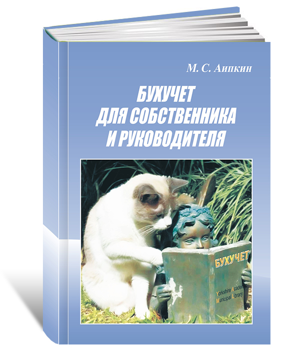 «Бухучет для собственника и руководителя» 2015 г., Автор: Аипкин М. С.